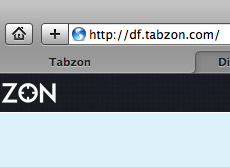 Tabzon is a  web-based solution and can be accessed from a web browser anywhere